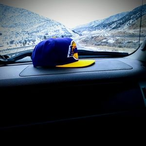Accessories - Official Lakers ball cap
